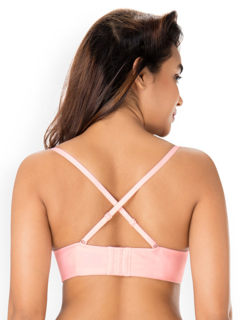 Pink-Solid-Underwired-Lightly-Padded-Everyday-Bra C